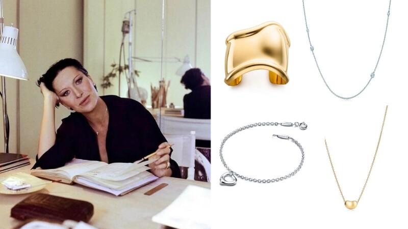Netflix《侯斯頓傳奇Halston》隱藏版亮點人物!Tiffany & Co.設計師Elsa Peretti的六大經典珠寶設計你認識了嗎?