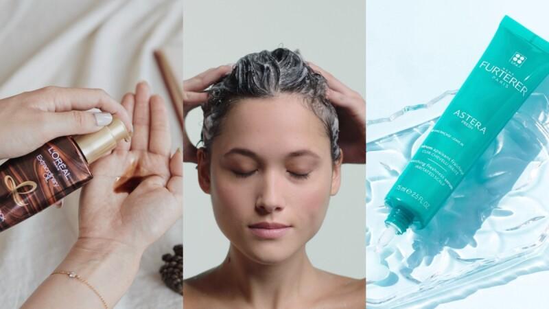養髮好時機!夏日居家護髮4步驟擺脫出油、悶熱,從髮根到髮絲打造背殺級愛心光圈