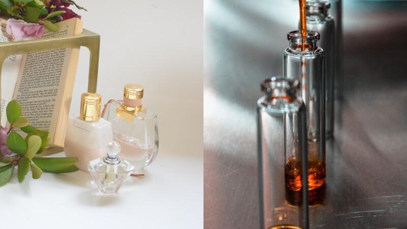 香精、淡香精、香水、古龍水怎麼分?差別在濃度,還會影響香味停留的時間