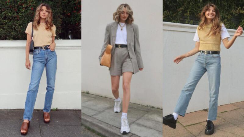 簡單穿出時髦感!用基本單品就能打造「極簡質感」,休閒風、職場穿搭都適合!