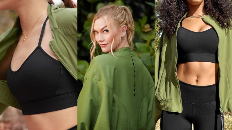 adidas聯手維密超模Karlie Kloss打造聯名系列!Bra Top、緊身車褲、風衣外套…必備運動裝束TOP5推薦(附售價)