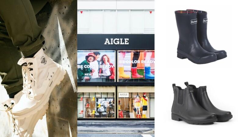 2021全新雨靴、雨鞋推薦!法國百年AIGLE 、英國皇室愛用Barbour、潮流人士最愛Palladium…8雙梅雨季、颱風天必備鞋履