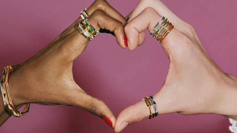 Gucci古馳粉荷包準備好!全新Link to Love系列珠寶戒指、耳環、手環與項鍊,必買原因、售價資訊告訴你