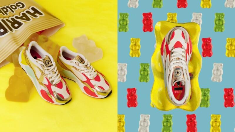 Puma聯手HARIBO打造小熊軟糖聯名系列!4大球鞋亮點、售價總整體,滿額再送HARIBO限量沙灘球