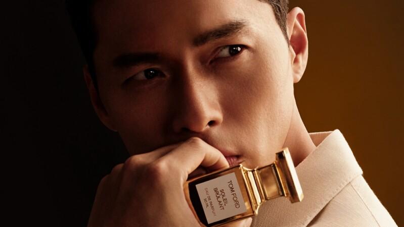 TOM FORD驚喜宣布2021亞太區首位品牌香氛形象大使是玄彬!好想成為歐巴手上那罐金色島嶼香水