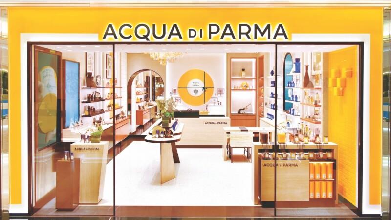 義大利百年香水Acqua di Parma帕爾瑪之水2021來台灣!首間全新形象旗艦店就在微風信義,7月正式開幕