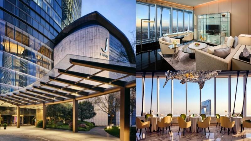 全球最高酒店「J酒店上海中心」開幕!120層樓高景觀餐廳、98樓高套房漫遊雲端,成最新朝聖地標