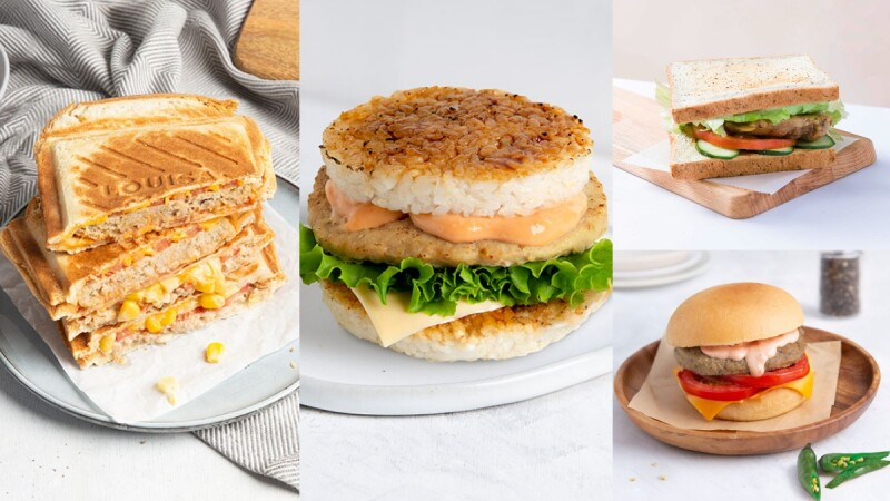 路易莎輕食菜單推薦!2021上半年輕食熱銷排行榜TOP10,必點瑪芬堡、磚壓吐司、米漢堡,原來大家最愛的早餐是它