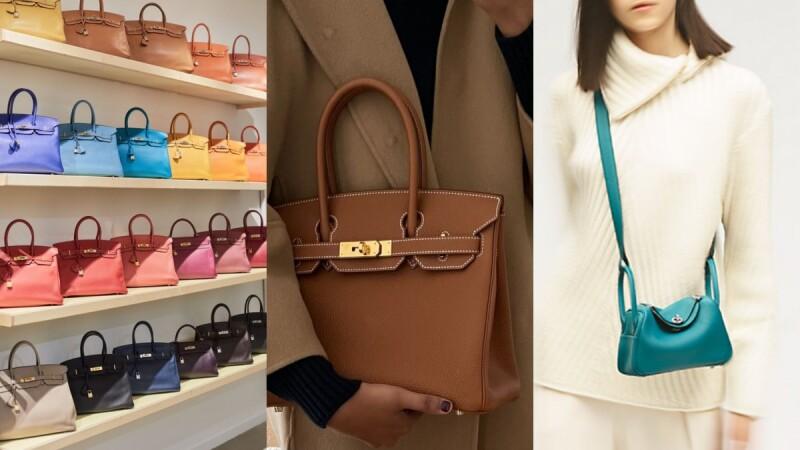 Hermès 2021上半年凱莉包、柏金包、Lindy包熱賣色TOP3公開,台灣人最愛的顏色還是它