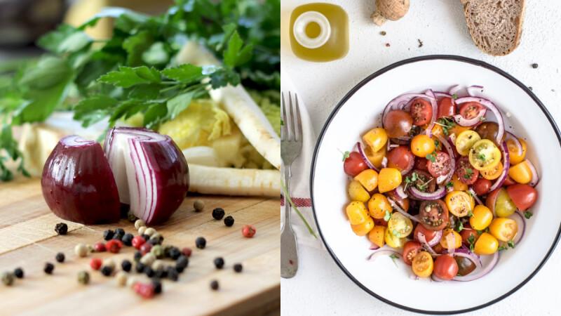 4道美味的洋蔥低脂料理食譜快學起來!涼拌洋蔥/洋蔥燉牛肉/洋蔥炒蛋..