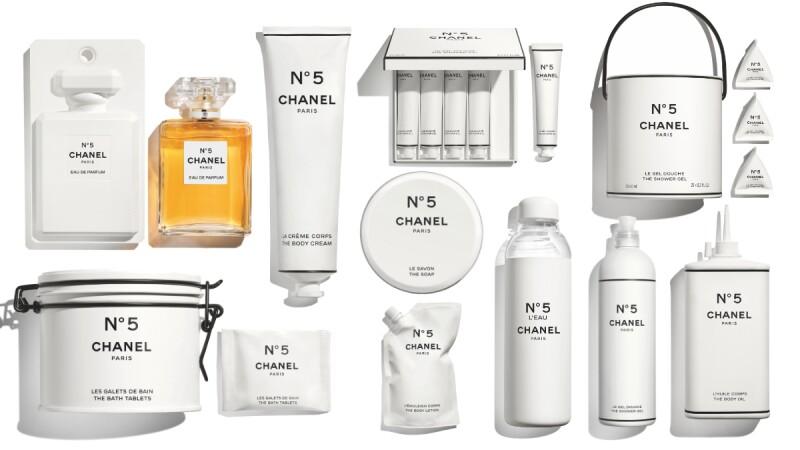 香奈兒5號工場限定系列竟然有Chanel N°5油漆桶沐浴乳、茶葉罐沐浴球、甚至還有冷水瓶、紙膠帶!17品項、開賣日、價錢一次看