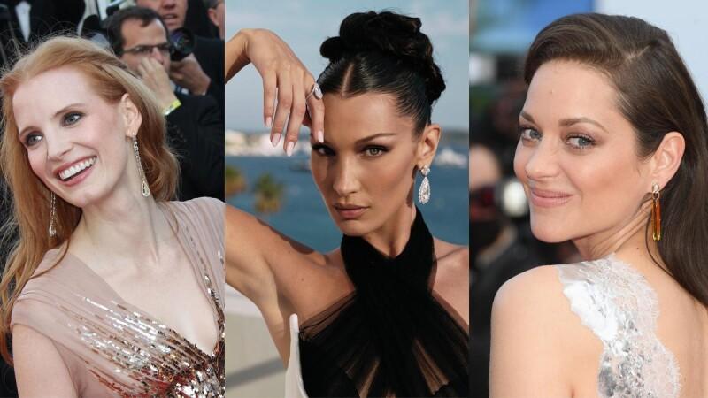 2021坎城影展紅毯珠寶特輯!Bella Hadid、Jodie Foster、Marion Cotillard、Jessica Chastain…解密11位明星的絕美造型(持續更新