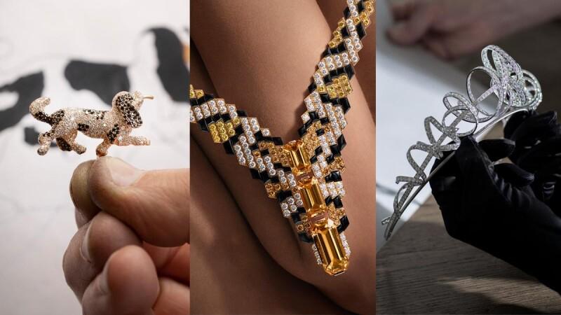 2021頂級珠寶盤點:Cartier、Chanel、LV、VCA...13個品牌一次看