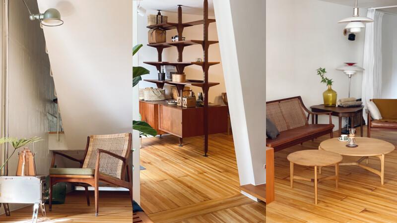 「深港浮木」—北歐傢俱深度玩家 × Hygge 哲學的生活家,歷時五年的自建白色宅邸