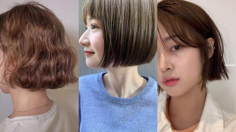 2021下半年髮型趨勢:下巴短髮仍大勢,4款造型推薦豐富變化讓人好想一刀剪下去!