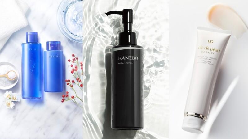 2021專櫃清潔卸妝新品推薦!KANEBO、雪肌精、Dior、克蘭詩、肌膚之鑰、Melvita、suisai、Albion讓肌膚乾淨清爽好暢快