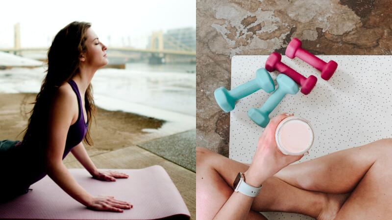 6組皮拉提斯運動練起來!可精準鍛鍊女性小肌肉群進而緊緻全身