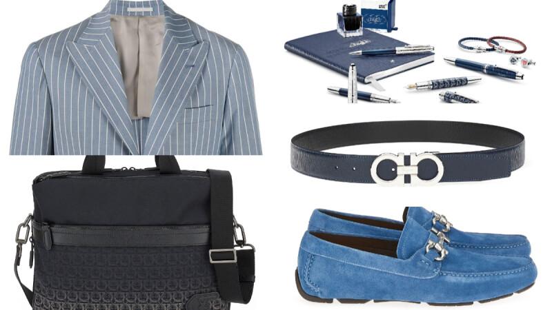 盤點父親節商務人士禮物推薦,公事包、後背包、皮夾、領帶、開車鞋...為老爸打造質感內斂的紳士風格