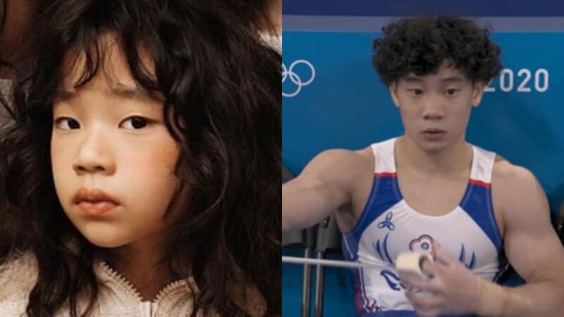 撞臉台灣奧運競技體操選手洪源禧!單眼皮、爆炸頭神似許老三,小S也認證:「兒子,媽媽和妹妹在家等你回來!」