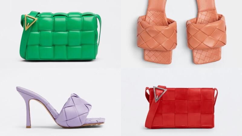 盤點 Bottega Veneta 夏日多彩單品,經典側背包、高跟涼鞋、平底拖鞋...讓妳在炎夏也有好心情