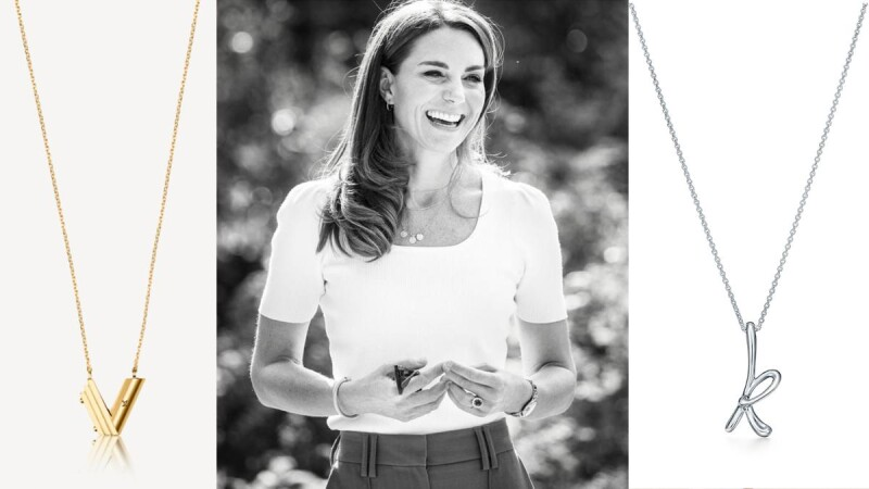 字母項鍊凱特王妃也愛!同款與Tiffany、LV、CELINE、Chloé精品輕奢入門推薦,萬元起即可收