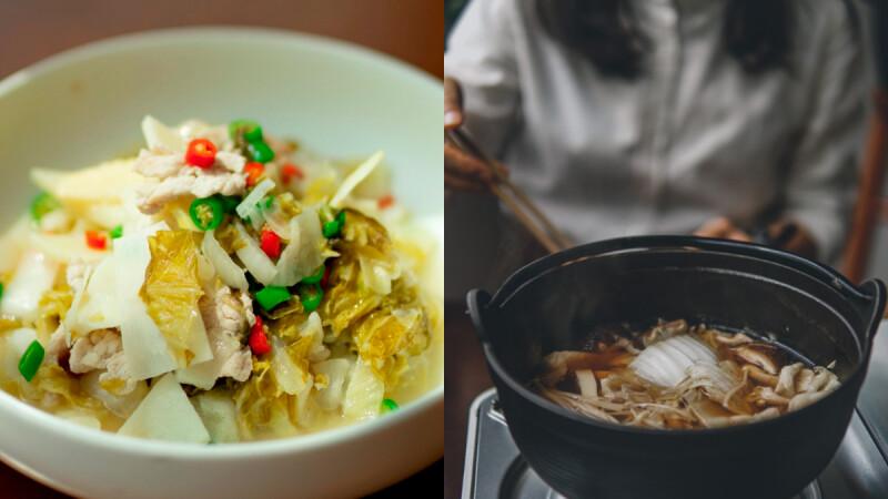 """原汁原味、大口吃也不胖的""""白菜燉豆腐""""料理食譜來了!"""