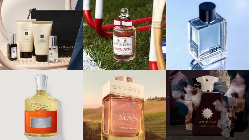 2021父親節禮物香水推薦:寶格麗、Calvin Klein、Penhaligon's潘海利根、AMOUAGE、CREED、Jo Malone London…獻給每位爸爸的男人味