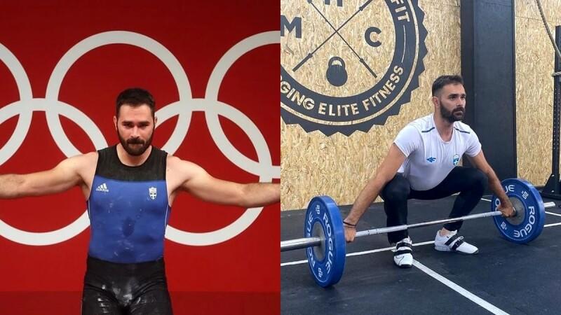 窮到無法再比下去!希臘30歲舉重名將東京奧運落淚宣布退休:「我真的累了…」自曝連加油、治療費都沒有