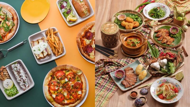 一週懶人菜單!7-11 X foodomo外送打造雲端餐廳,吃得到米其林餐廳、星級飯店,還有個人餐、豪華家庭餐等多樣化選擇