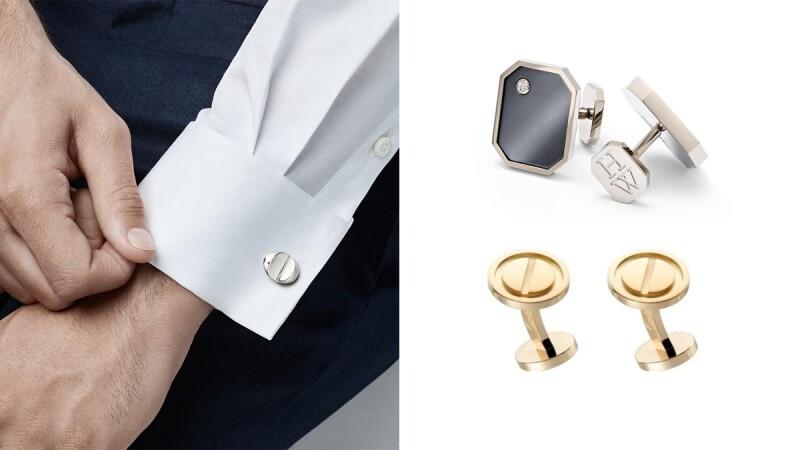 2021父親節送什麼?推薦Cartier、LV、Tiffany &co.、Montblanc...精品名牌袖扣,預算9千起可購入