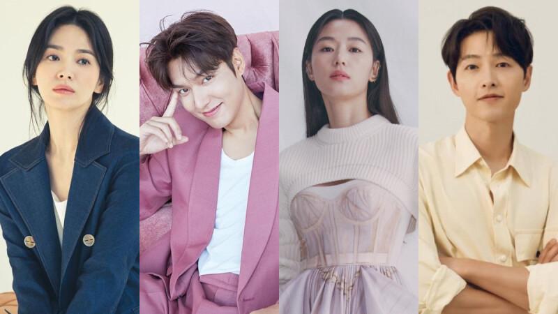 韓國文化官部門公佈近5年世界最愛韓星、影視作品排行榜!《愛的迫降》最高分,藝人蟬聯5年冠軍是「他」!