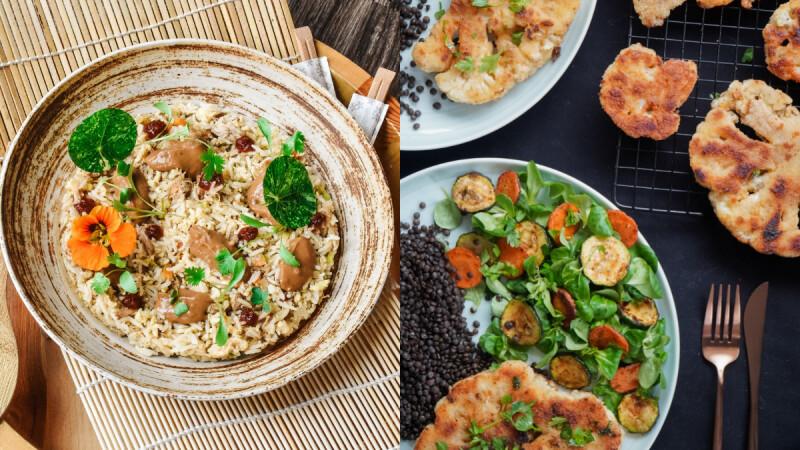 香噴噴的香菇雞腿燜飯食譜來了,高蛋白低脂料理,吃好吃飽又不會胖!