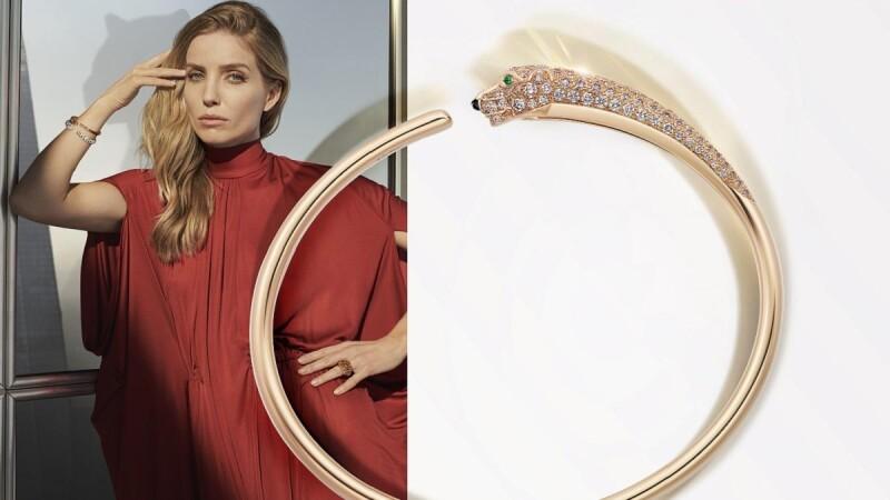 讓珠寶控無法抵擋的卡地亞全新La Panthère美洲豹系列,將奢華融入日常配戴,展現無需語言綴飾的靈動美學魅力!
