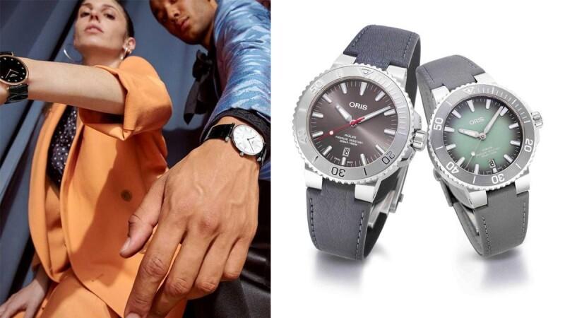 2021情侶對錶推薦!Oris、Longines、Tissot、Seiko...瑞士名錶與日系品牌,售價2.5~10萬的輕奢質感手錶(持續更新