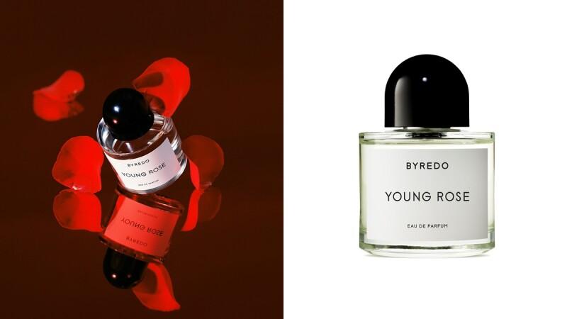 BYREDO 2021再推玫瑰香水!宛如新鮮現摘的初生玫瑰淡香精,獻給年輕人的輕盈乾淨香氣