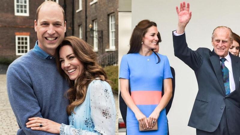 凱特王妃的招牌「藍色」穿搭,從寶寶藍到皇家藍,為何王妃鍾愛藍色?