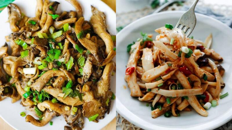 """是小菜也是零嘴,吃了不怕胖的""""手撕醬汁杏鮑菇""""料理食譜來了!"""