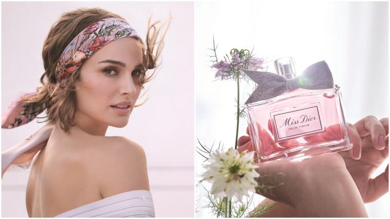 Miss Dior新上市!訂製蝴蝶結更可愛,娜塔莉波曼用甜蜜香氣喚醒你的愛