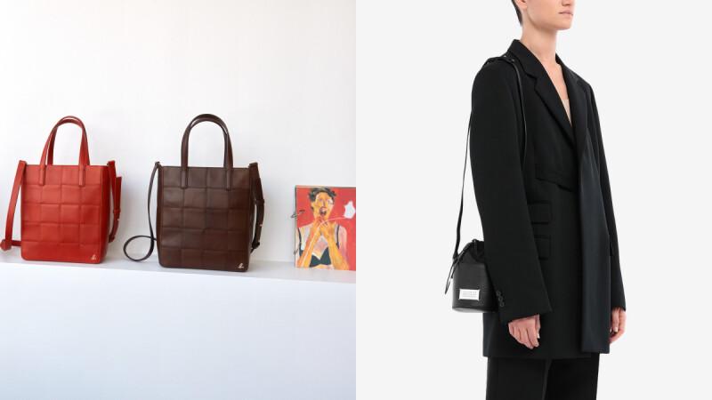 2021輕奢品牌秋冬新包點點名!Maison Margiela水桶包迷你新尺寸,MJ、Agnès b.多款包包+售價都在這一篇(持續更新