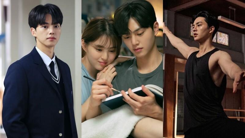 跟宋江一起學愛!從《無法抗拒的他》、《如蝶翩翩》、《Sweet Home》、《喜歡的話請響鈴》看見角色的動情成長史