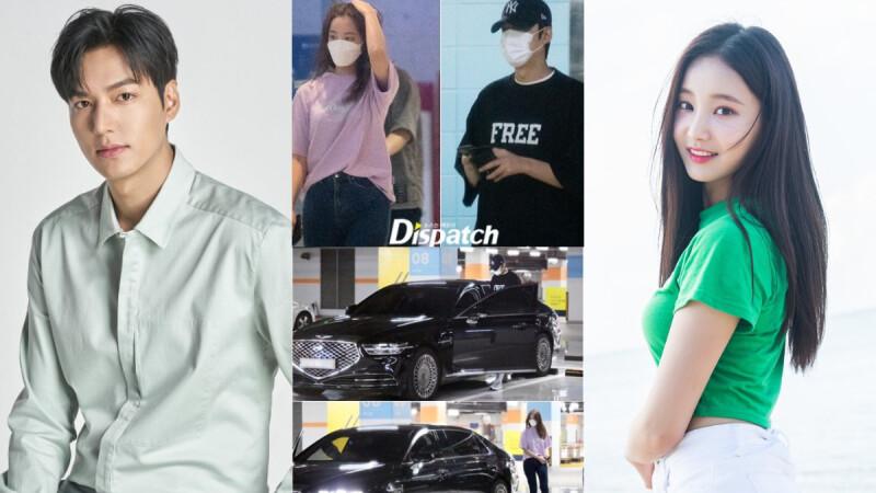 李敏鎬 爆熱戀25歲女團成員5個月!看電影+在家過生日?經紀公司光速回應!