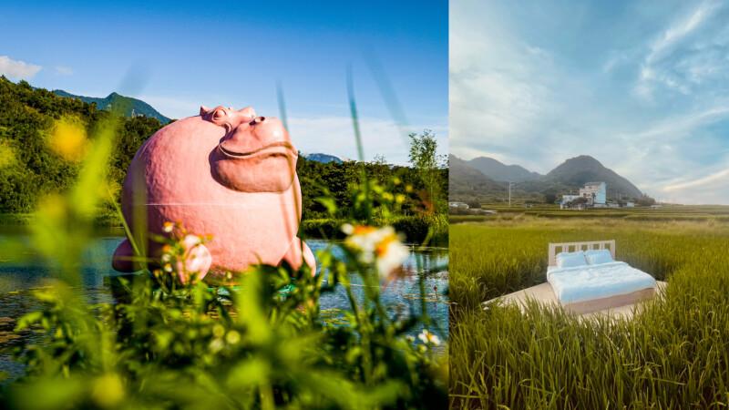 趁著夏季出發吧!盤點東台灣壯麗大地藝術季,開啟一趟浪漫公路之旅
