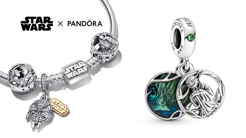 Pandora X Star Wars聯名系列再添尤達大師、千年鷹號…5款新串飾、售價整理給你