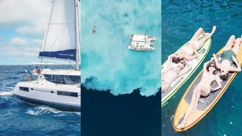 宜蘭旅遊行程與美食推薦TOP5!SUP立槳、牛奶海、豪華雙體帆船超好玩