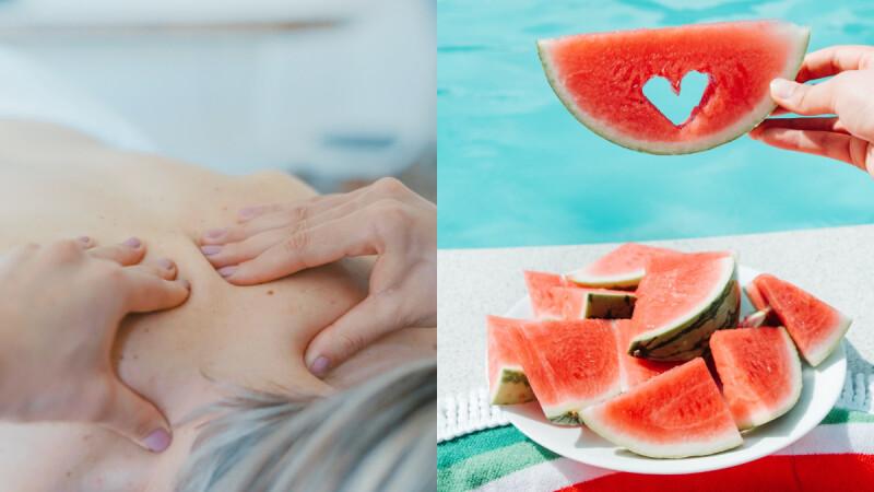 妳有水腫型肥胖嗎?透過7種食物/舒活淋巴護理療程/居家按摩,讓妳脫離水腫,做個清爽的瘦子!