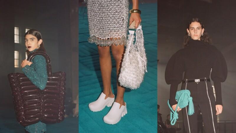 Bottega Veneta新款編織紋誕生!氣球、繩索元素,就連玻璃珠都變成超美的工藝包