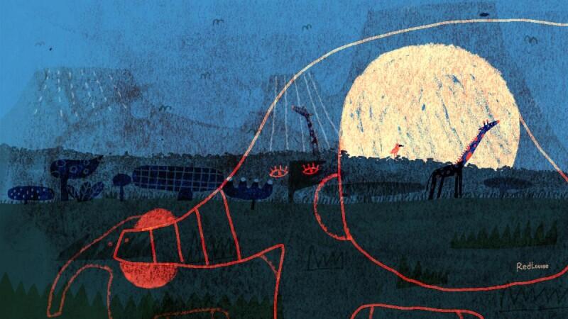 一個愛地球插畫家的視角:為什麼有些藝術設計特別吸引你?