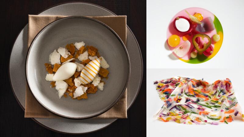 RAW 號召世界米其林餐廳,以「World Tour III」以餐點、味覺環遊世界