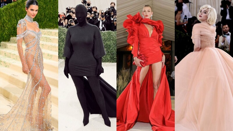2021Met Gala太精彩!金卡戴珊、Kendall Jenner、甜茶都來了,15位紅毯亮點直擊