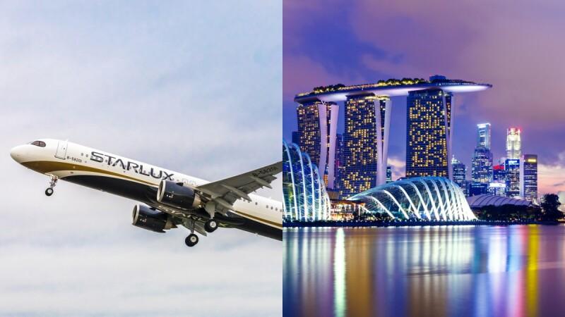 星宇航空開航新加坡!推只送不賣「星國風味袋」帶味蕾重溫獅城美味